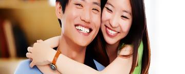 Las relaciones de pareja en Corea