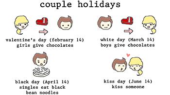 explicación couple holidays