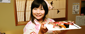 Nadeshiko Sushi, un restaurante de sushi feminista