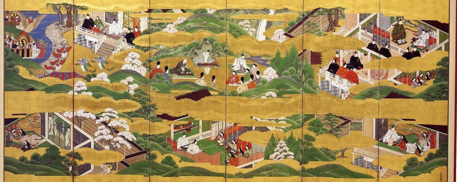 GENJI MONOGATARI, DE MURASAKI SHIKIBU